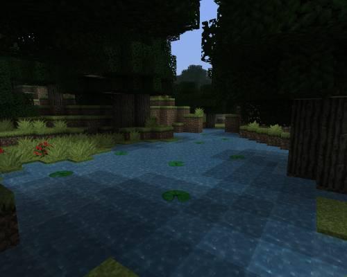 Местное озерцо