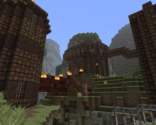 Адская крепость