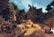 InMineCreations Medieval Fantasy BuildPack #13 из Креативные проекты