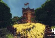 InMineCreations Medieval Fantasy BuildPack #4 из Креативные проекты