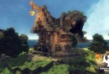 InMineCreations Medieval Fantasy BuildPack #25 из Креативные проекты