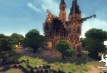 InMineCreations Medieval Fantasy BuildPack #2 из Креативные проекты