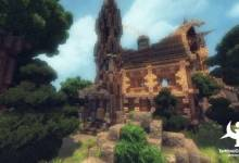 InMineCreations Medieval Fantasy BuildPack #3 из Креативные проекты