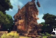 InMineCreations Medieval Fantasy BuildPack #1 из Креативные проекты