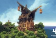 InMineCreations Medieval Fantasy BuildPack #23 из Креативные проекты