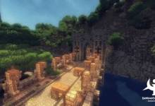 InMineCreations Medieval Fantasy BuildPack #11 из Креативные проекты