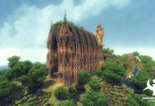 InMineCreations Medieval Fantasy BuildPack #24 из Креативные проекты