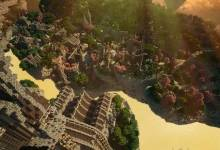 InMineCreations Medieval Fantasy BuildPack #30 из Креативные проекты