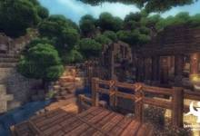 InMineCreations Medieval Fantasy BuildPack #19 из Креативные проекты
