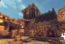 InMineCreations Medieval Fantasy BuildPack #7 из Креативные проекты