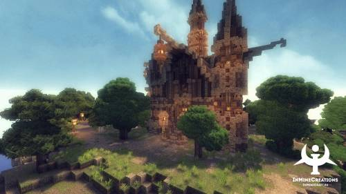 InMineCreations Medieval Fantasy BuildPack #2 - Креативные проекты