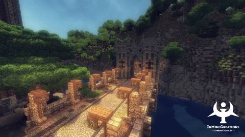 InMineCreations Medieval Fantasy BuildPack #11 - Креативные проекты