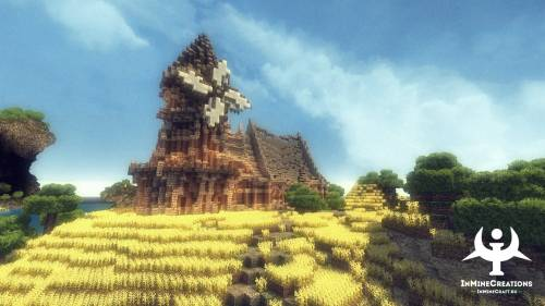InMineCreations Medieval Fantasy BuildPack #22 - Креативные проекты