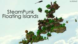 Скриншот: SteamPunk Fly Islands